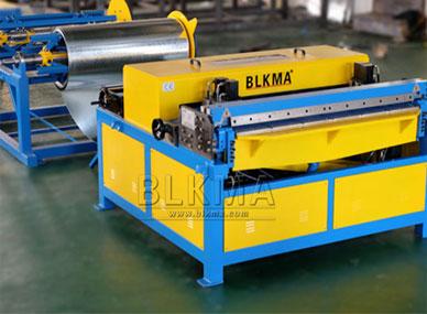 BLKMA 자동 덕트 라인 및 호주의 나선형 덕트 기계 인도