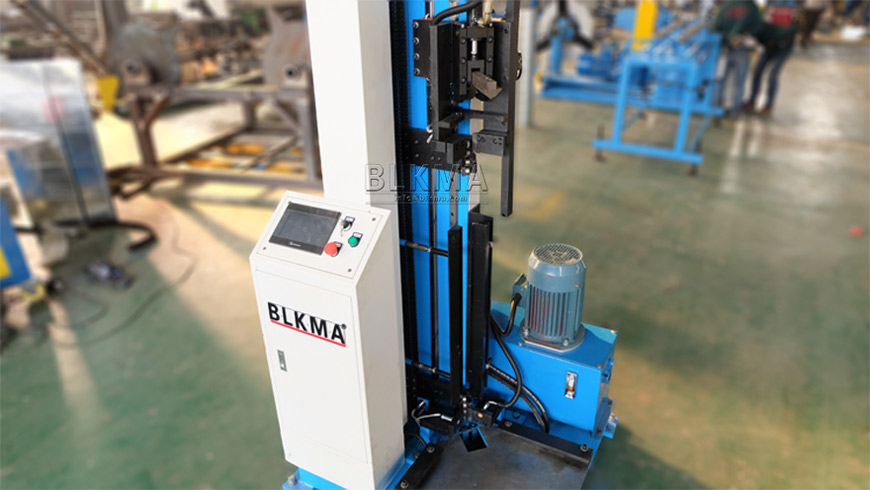 Hydraulic Lock Seaming Machine