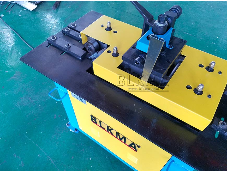 Lock Forming Machine